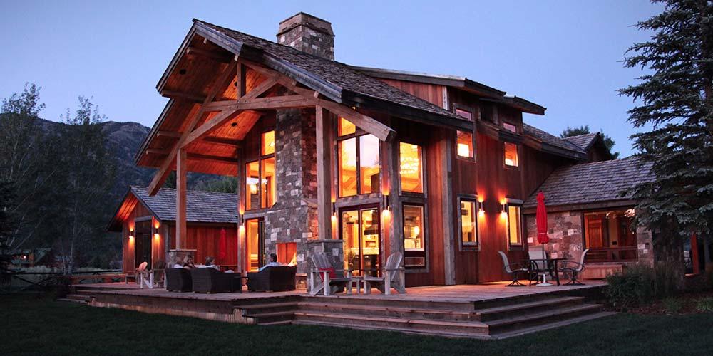 Photos alpine airpark - Alpine vacation houses ...