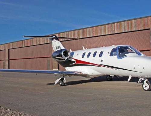 AERO Condo Hangar Phase 1 Unit 1