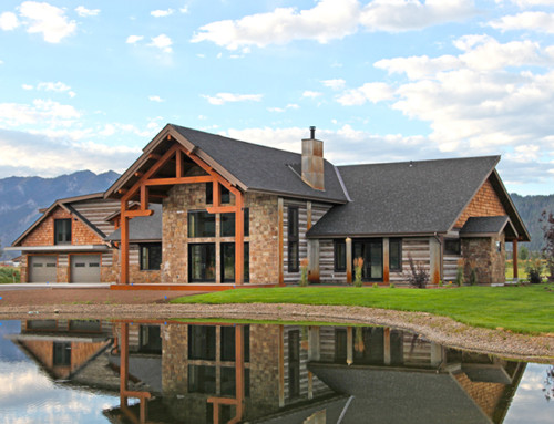 The Refuge at Alpine Airpark Lot 8